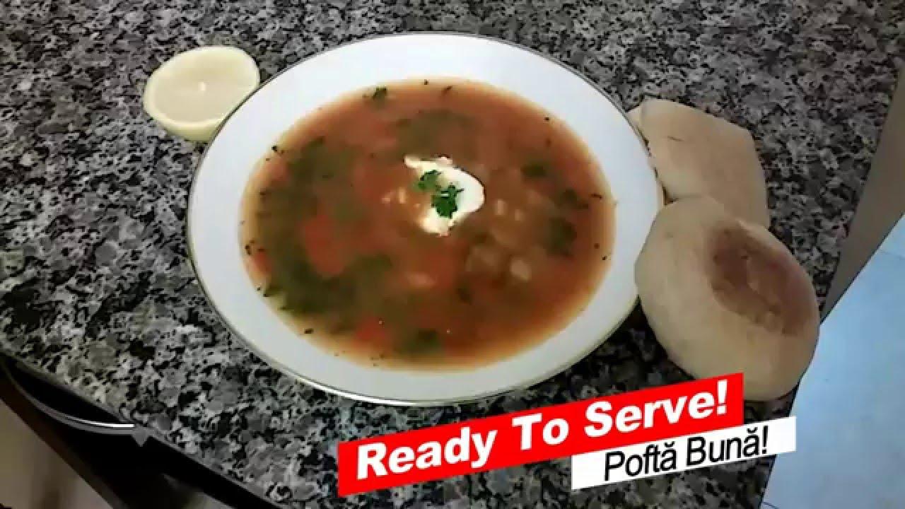 Romanian vegetable soup romanian cuisine youtube romanian vegetable soup romanian cuisine forumfinder Images