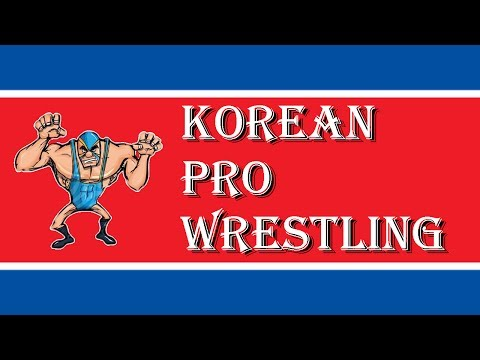 Korea Documentary: Pro Wrestling in Korea, Country Shows its Fun Side!