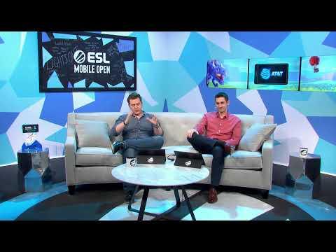 Clash Of Clans - ESL Mobile Open Season 2 Online Playoffs Day 1