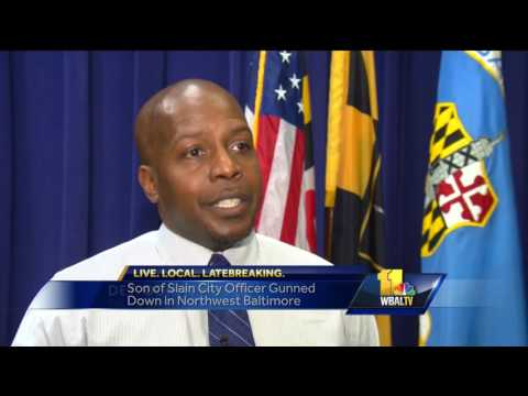 Video: Slain detective's son killed in Baltimore
