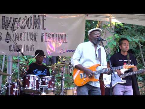 Part 1 - Clinton Fearon and the Boogie Brown Band play reggae at Camp Long 2017