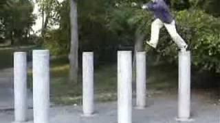 Vigroux Brothers Parkour 2001/2003 Footage | Parkour Generations
