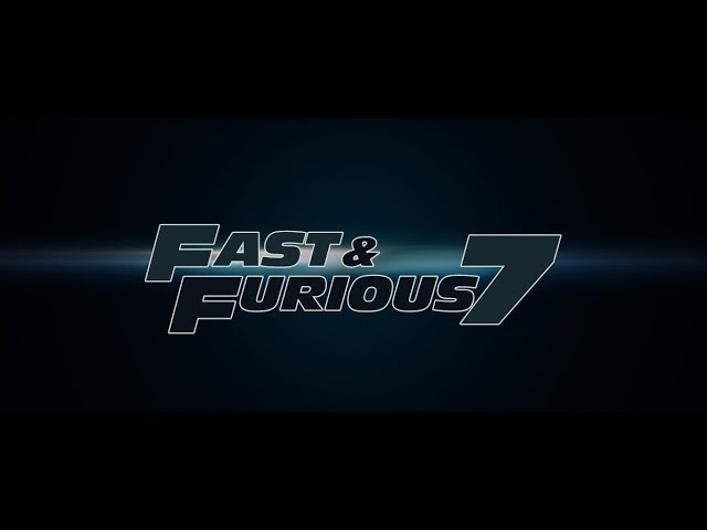 Fast and Forious 7 Videos De Viajes