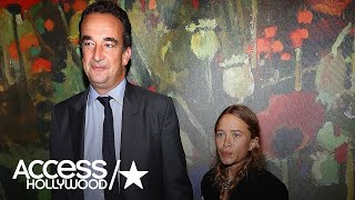 Mary-Kate Olsen Makes A Rare Public Appearance With Husband Olivier Sarkozy  | Access Hollywood