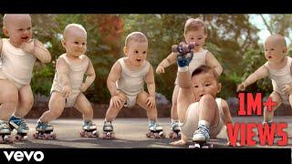 Baby Dance - COKA   Cute Baby Dance Song   Dhanraj Patil