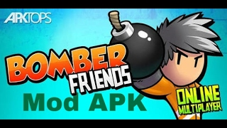 Bomber Friends MOD APK V1.56 (Unlimited Money) 2017