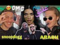 ARASH Feat SNOOP DOGG OMG REACTION عاشق شدم رفت mp3