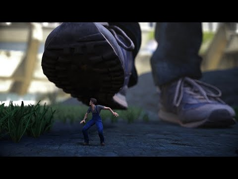 MicroMan Trailer