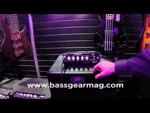 NAMM 2014: Peavey MiniMax
