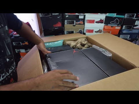 NIKE CLEARANCE SALE UNBOXING