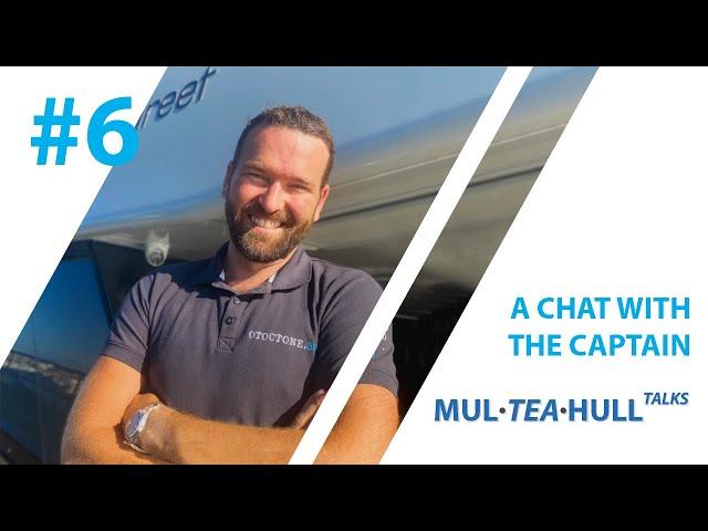 Mul Tea Hull Talks with Sunreef Yachts: Achille Lefrere