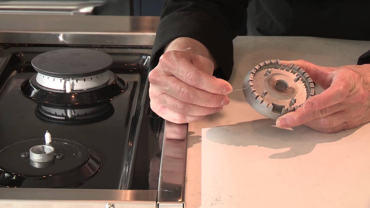 Proper Burner Cleaning - YouTube on maytag burner cap, whirlpool burner cap, imperial burner cap, hotpoint burner cap, wolf burner cap, kenmore burner cap, ge burner cap,
