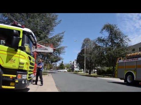 Canberra Fire Brigade Museum