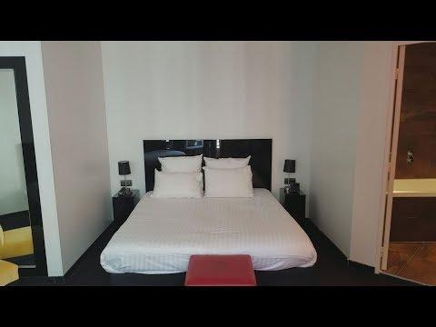 Hotel Le Chat Noir, Paris France - Ultra Feline (Premium) Room #501