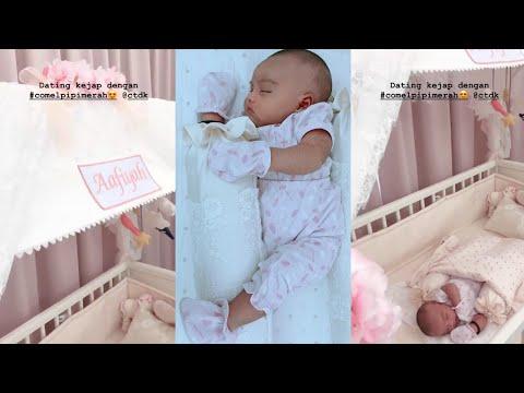Fara Fauzana melawat Siti Aafiyah & Datuk Siti Nurhaliza