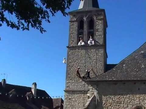 Art'zimut 2010 (46-France) - Stage de danse verticale