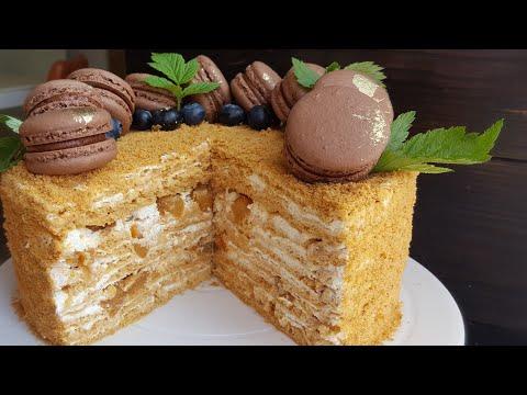 Торт КАРАМЕЛЬНАЯ ДЕВОЧКА 🍭 простой рецепт 🍭 CARAMEL CAKE