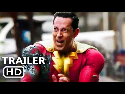 SHAZAM 2 FURY OF THE DIEUX Bande-annonce (2023)