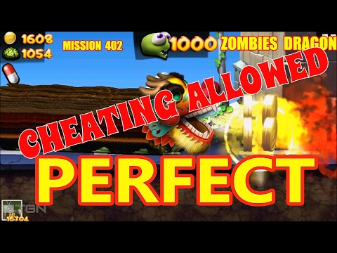 Mission 402 Zombie Tsunami Get A 1000 Zombies Dragon Cheating Allowed - 동영상