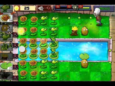plants vs zombies lösung