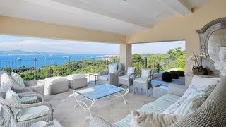 Villa for Sale, Amazing View over St Tropez / Villa de luxe à vendre St Tropez