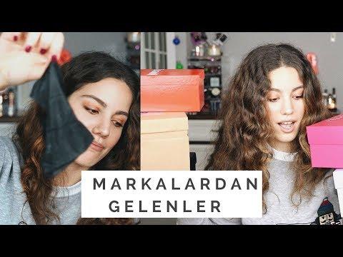 BUNLAR BENİM DEĞİL GALİBA?!  | Markalardan Gelen Paketler #2