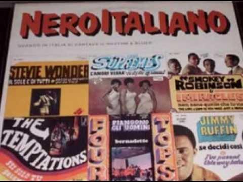 NERO ITALIANO - ALBUM COMPLETO (  Motowm )