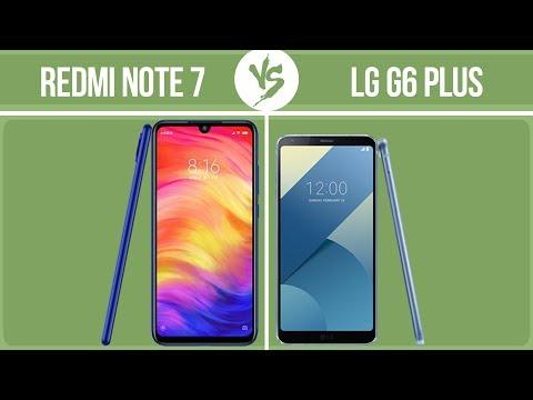 xiaomi-redmi-note-7-vs-lg-g6-plus-✔️