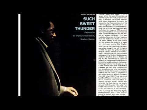 Duke Ellington - Such Sweet Thunder (1957) (Full Album)