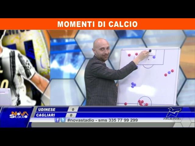 SPEZIA-INTER 1-1, GLI HIGHLIGHTS DI NOVASTADIO