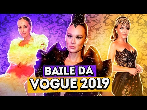 OS PIORES LOOKS DO BAILE DA VOGUE 2019  Diva Depressão