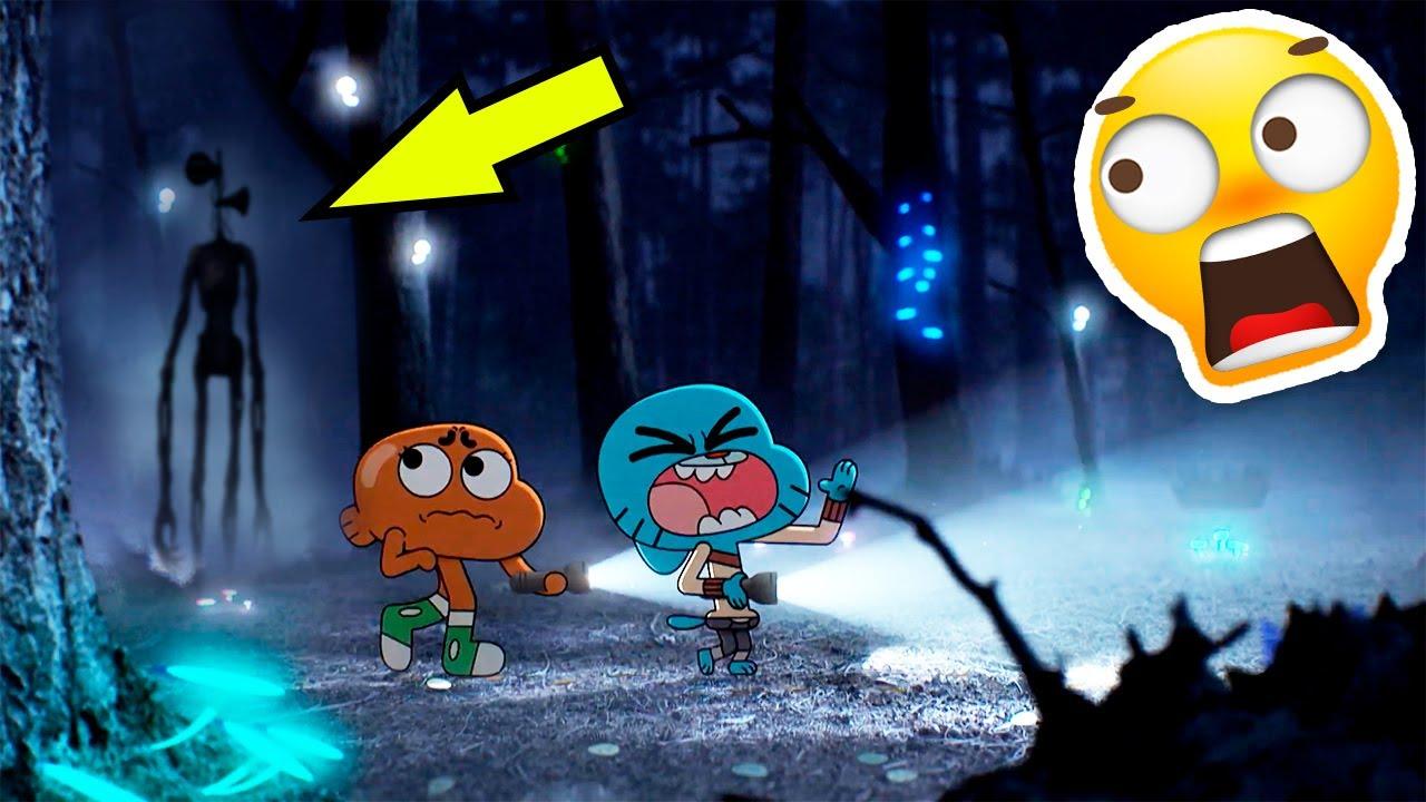 Download 5 Apariciones de Siren Head en Dibujos Animados Famosos