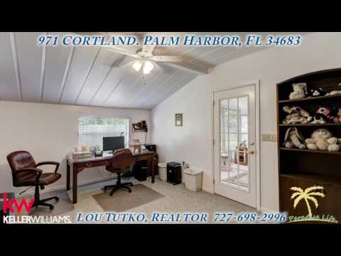 Paradise Life - 971 Cortland Way, Palm Harbor, Fl 34683