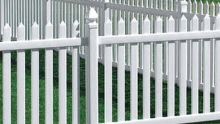How To Install A Vinyl Picket Fence (part 1)
