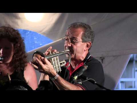 I almost lost my mind- Galvanized Jazz Band Feat Cynthia Fabian - Hot Steamed Jazz Festival 2014