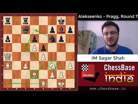Why did Praggnanandhaa accept a draw against Alekseenko?