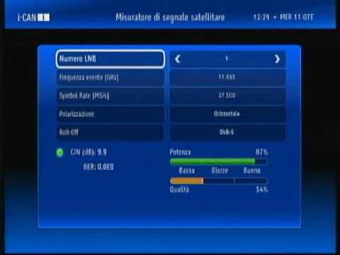 interferenza solare satellite astra 19 2 est youtube