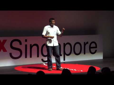 Do you see the step between failure and success? by Kumaran Rasappan at TEDxSingapore