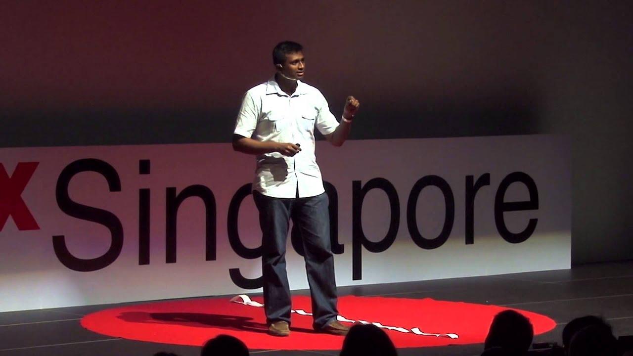 Do you see the step between failure and success? by Kumaran Rasappan at TEDxSingapore