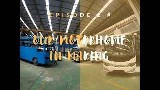 Episode 2 # Our Motorhome In The Making
