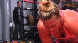 why holly holm will beat ronda rousey clip from the documentary film the proving grounds