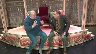 Marty's Corner: Tony Triano (Kris Kringle)