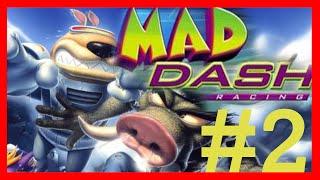 Mad Dash Racing: Level 2 - Pipewerx
