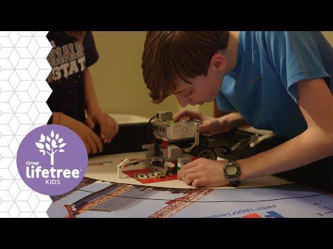 LEGO Robotics | Group Kid Vid Cinema