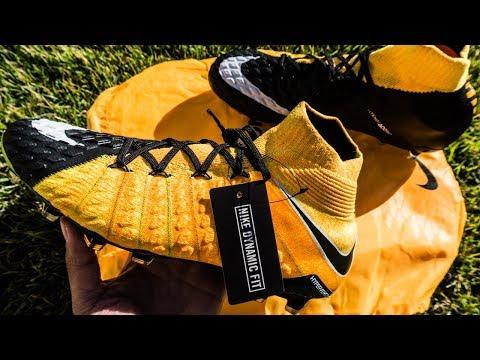 UNBOXING | Nike Hypervenom Phantom 3 DF FG | Laser Orange/Black/White/Volt