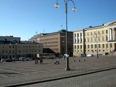 Finland Helsinki Church