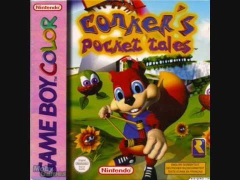 Conker's Pocket Tales - Aztec Temple