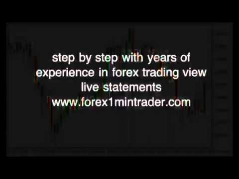 Forex 1 minute Trader Trading System