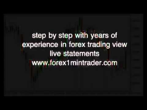 Forex 1 min trader trading system