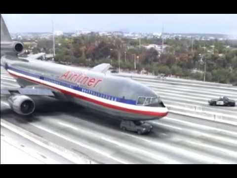 hqdefault funny airplane landing on highway high quality must watch! youtube,Funny Airplane Landing